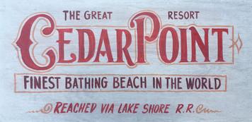 CEDAR POINT - Amusement Park - Sandusky, Ohio
