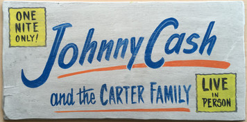 JOHNNY CASH and the Carter Family Concert