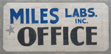 MILES LABS - Elkhart Indiana - Home of Alka-Seltzer