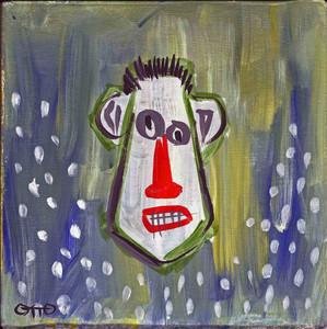 RAW ART #891 ....by OTTO SCHNEIDER