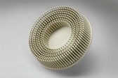 "3"" x 120 Grit (white) 3M Bristle Disc"