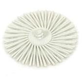 "3"" x 120 Grit (white) 3M Radial Bristle Wheel"