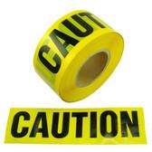 "Caution Tape 3"" x 1000 ft"