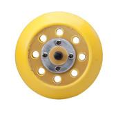 """5"""" x 5/16""""-24 Hook n Loop Disc Backing Pad 8-Hole"""