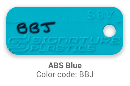 Pimp My Keyboard ABS Blue bbj color-tab