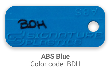 Pimp My Keyboard ABS Blue bdh color-tab