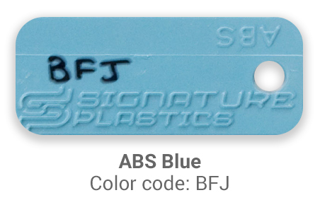 Pimp My Keyboard ABS Blue bfj color-tab