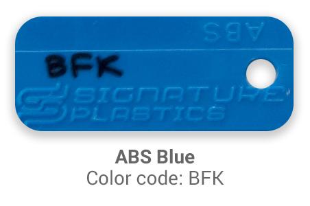 Pimp My Keyboard ABS Blue bfk color-tab