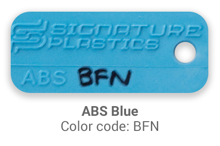 Pimp My Keyboard ABS Blue bfn color-tab
