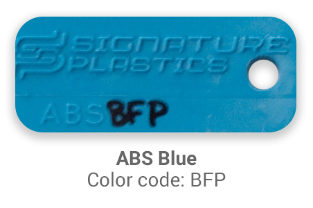 Pimp My Keyboard ABS Blue bfp color-tab