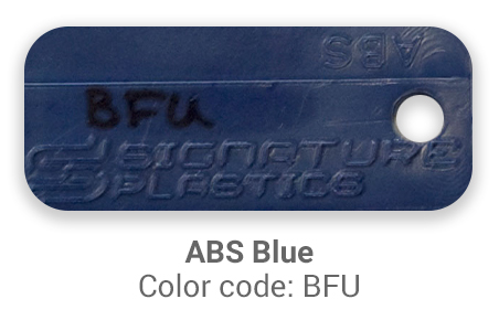 Pimp My Keyboard ABS Blue bfu color-tab