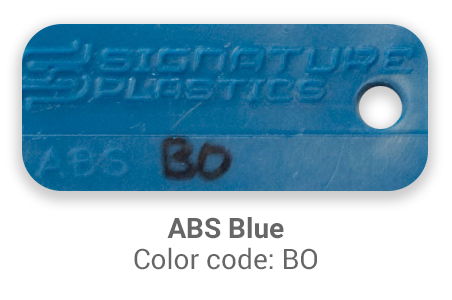 Pimp My Keyboard ABS Blue bo color-tab