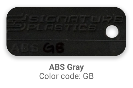 Pimp My Keyboard ABS Gray gb color-tab
