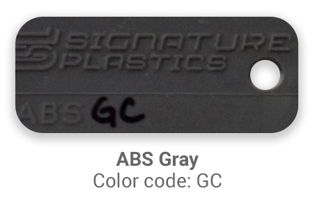 Pimp My Keyboard ABS Gray gc color-tab