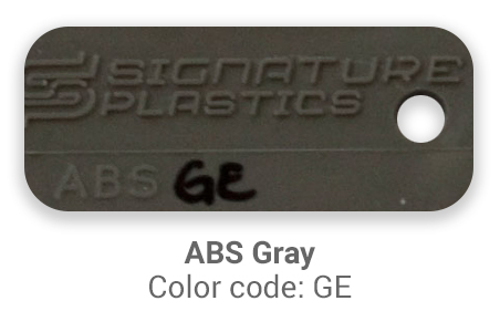 Pimp My Keyboard ABS Gray ge color-tab