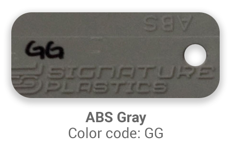 Pimp My Keyboard ABS Gray gg color-tab