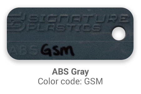 Pimp My Keyboard ABS Gray gsm color-tab