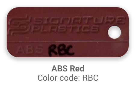 Pimp My Keyboard ABS Red rbc color-tab