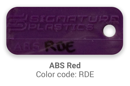 Pimp My Keyboard ABS Red rde color-tab