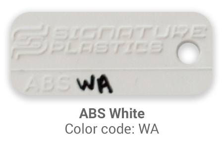 Pimp My Keyboard ABS White wa color-tab