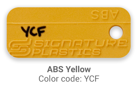 Pimp My Keyboard ABS-yellow-ycf color-tab