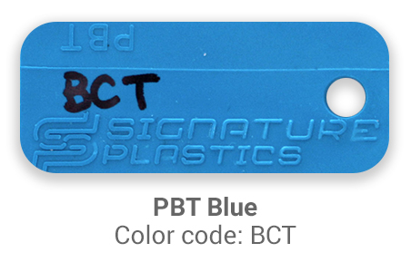 Pimp My Keyboard PBT Blue bct color-tab