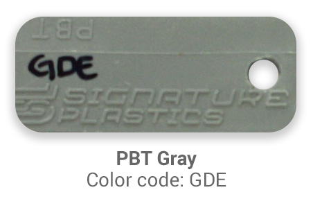 Pimp My Keyboard PBT Gray gde color-tab