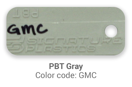 Pimp My Keyboard PBT Gray gmc color-tab