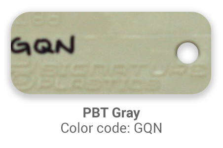 Pimp My Keyboard PBT Gray gqn color-tab
