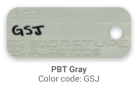 Pimp My Keyboard PBT Gray gsj color-tab