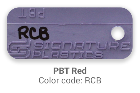 Pimp My Keyboard PBT Red rcb color-tab