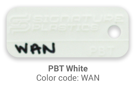 Pimp My Keyboard PBT White wan color-tab