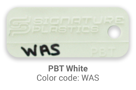 Pimp My Keyboard PBT White was color-tab