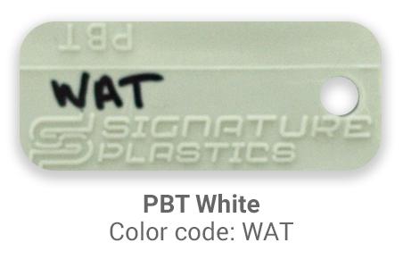 Pimp My Keyboard PBT White wat color-tab
