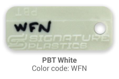 Pimp My Keyboard PBT White wfn color-tab