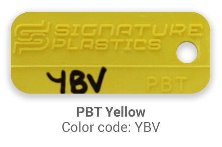 Pimp My Keyboard PBT Yellow ybv color-tab