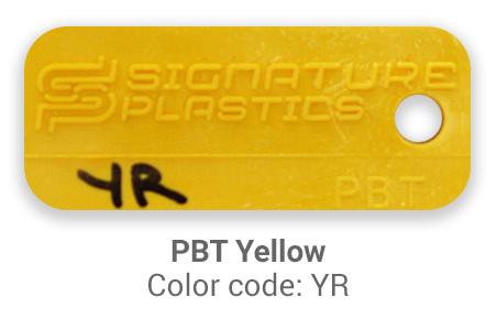Pimp My Keyboard PBT Yellow yr color-tab