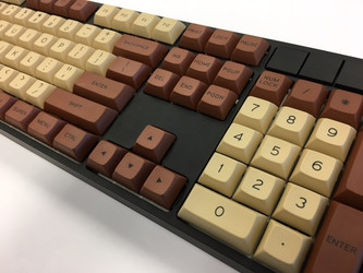 "DSA ""Coffee House"" Keyset"