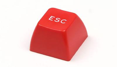 """""""ESC"""" Keys - DCS, SA, DSA"""