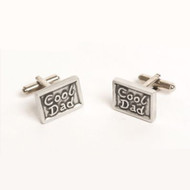 Cool Dad pewter Cufflinks