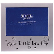 New Little Brother Photo Frame