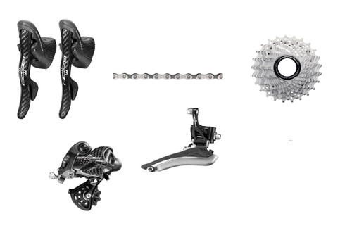 Campagnolo Chorus Ergo 5 piece Conversion Kit