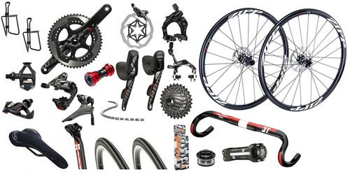 SRAM 22 Road Hydraulic Bike Build Kit