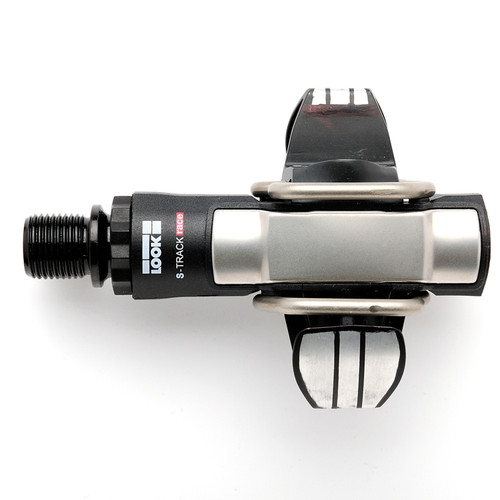 Look Cycle S-Track Race Pedals and Cleats