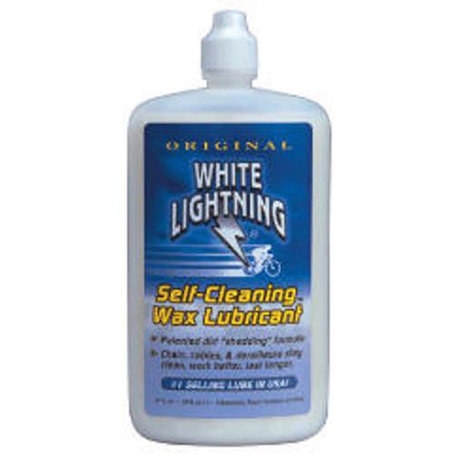 White Lightning Self-Ride Lube  4 oz. Bottle