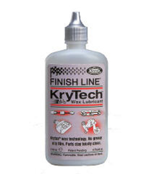 Finish Line Krytech Paraffin Lube  2 oz. Bottle