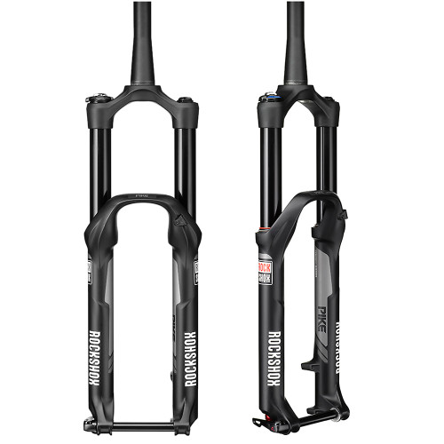"Rock Shox Pike RCT3 26"" Solo Air 150mm Black Suspension Fork"