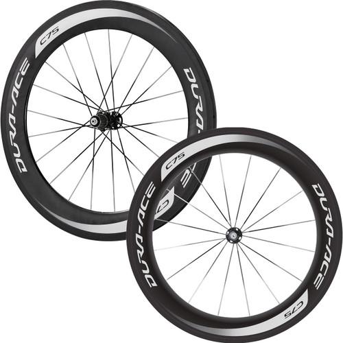 Shimano Dura Ace 9000 C75 Tubular Wheelset