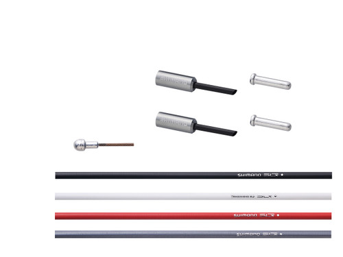 Shimano Dura-Ace Coated Road Brake Cable Set
