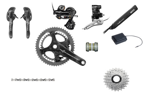 Campagnolo Chorus EPS V2 Groupset (less calipers)